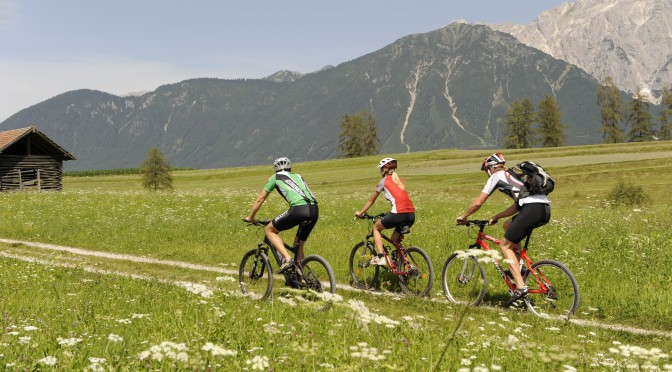 Mountainbike | E-Bike am Sonnenplateau Mieming