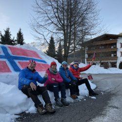 norwegische Gäste