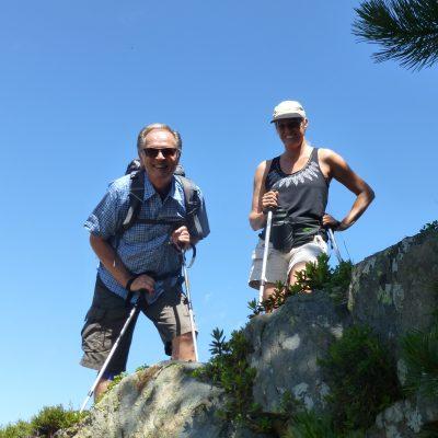 wandern mit Gästen in Tirol