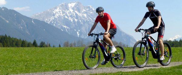 E-Bike Sonnenplateau Mieming