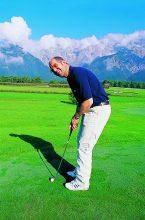 golfen am Sonnenplateau Mieming