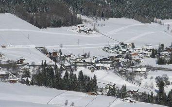 langlaufen winterlandschaft sonnenplateau mieming