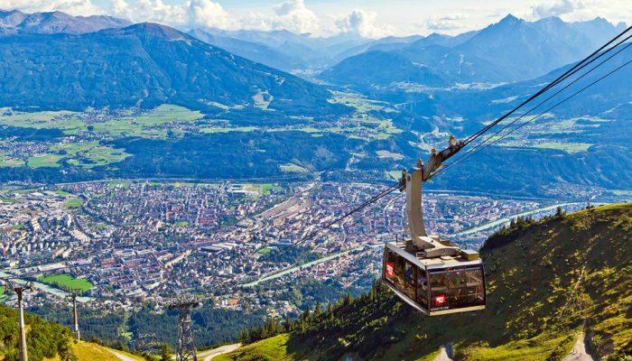 Nordkettenbahn Innsbruck Tourismus
