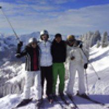 Skispass am Grünberg