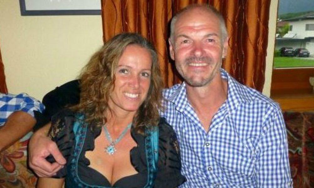 wir Sonja und Robert